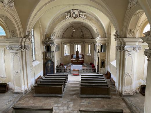 Zámecký kostel blahoslavené Juliány Collalto