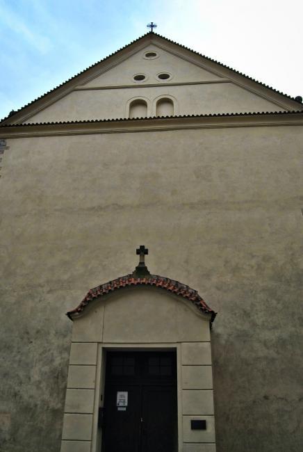 Kostel sv. Ducha na Starém Městě