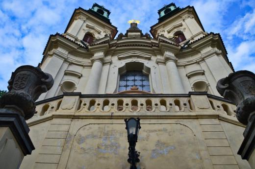 Kostel sv. Jana Nepomuckého Na Skalce