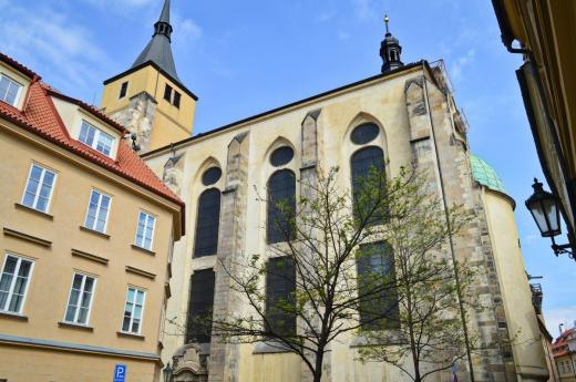 Kostel sv. Jiljí na Starém Městě