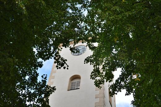 Kostel svaté Kateřiny Sienské v Třešti