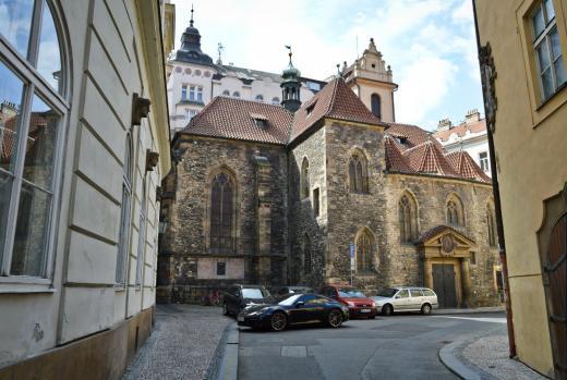 Kostel sv. Martina ve zdi