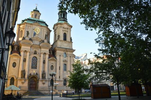 Kostel sv. Mikuláše na Starém městě