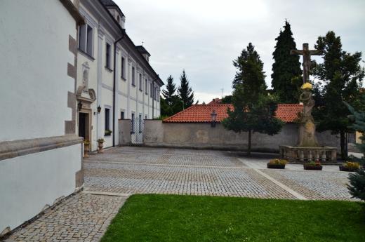 Kostel svatého Petra a Pavla v Nových Hradech