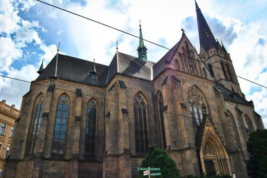 Kostel sv. Prokopa na pražském Žižkově
