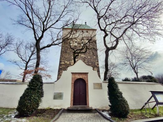 Kostel sv. Bartoloměje v Kyjích