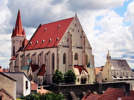 Kostel sv. Mikuláše ve Znojmě