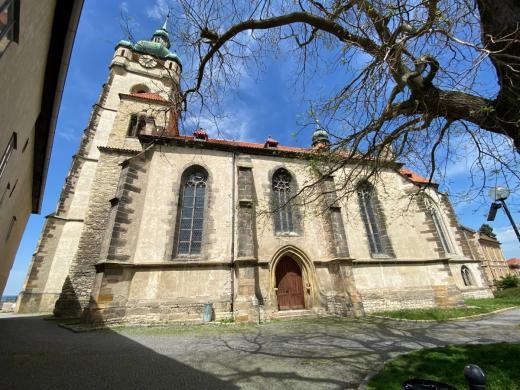 Kostel sv. Petra a Pavla v Mělníku