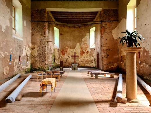 Kostel svatého Matouše v Jedlové