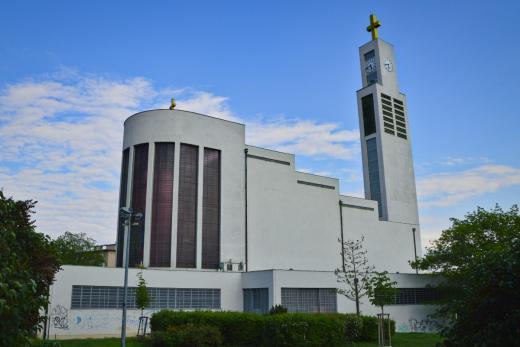 Kostel sv. Václava v pražských Vršovicích