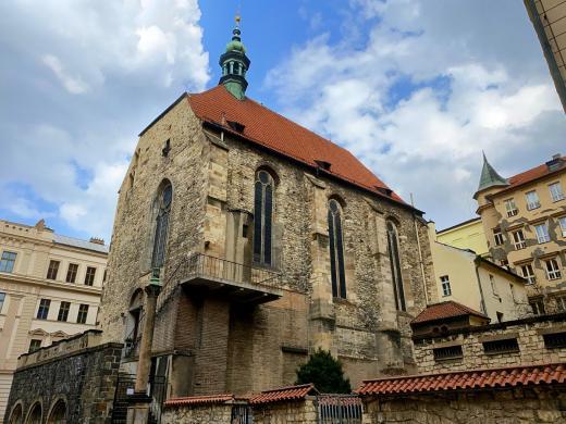 Kostel sv. Václava na Zderaze