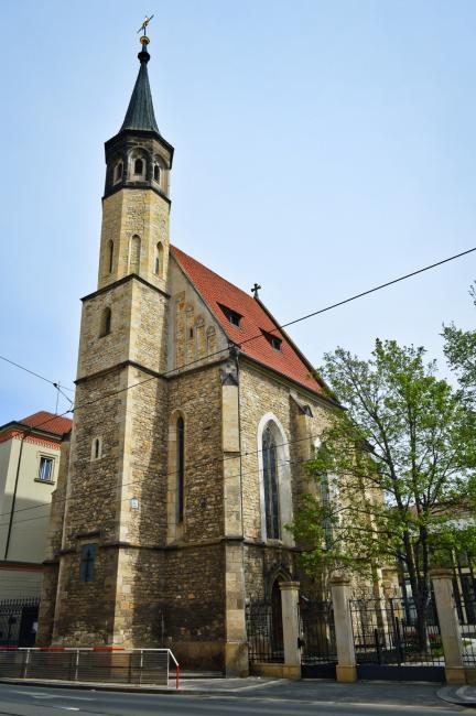 Kostel Zvěstování Panny Marie Na trávníčku