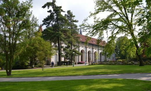 Královská zahrada Pražského hradu