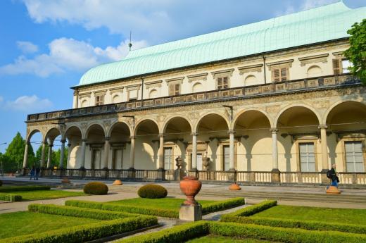Letohrádek královny Anny (Belvedér)
