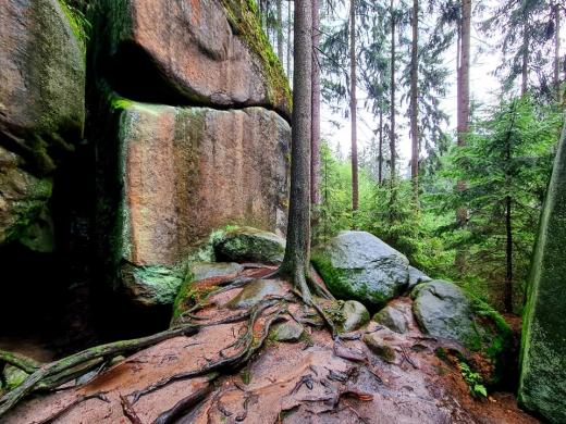 Mariánská jeskyně