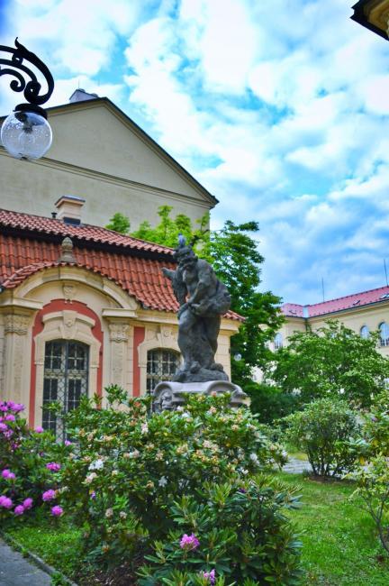 Michnův letohrádek (Muzeum Antonína Dvořáka)