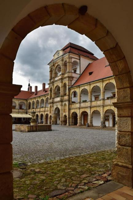 Zámek Moravská Třebová