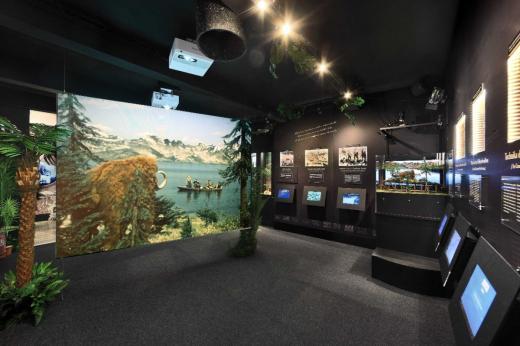 Muzeum Karla Zemana (Expozice - Cesta do pravěku)