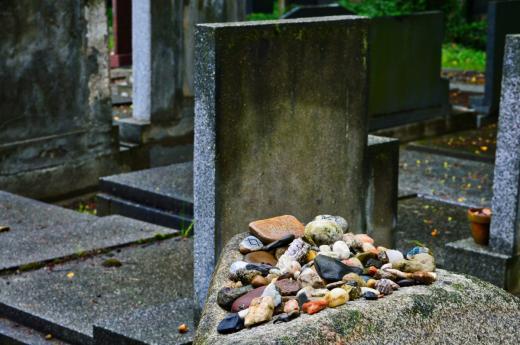Nový židovský hřbitov na Olšanech