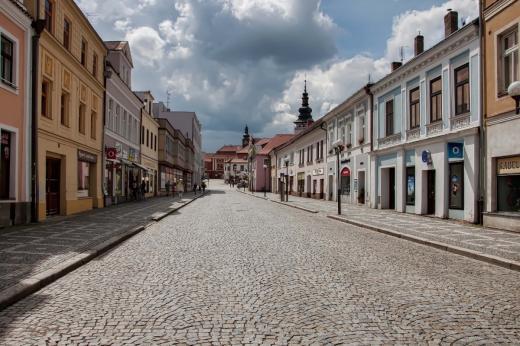 Pelhřimov - město památek i kuriozit