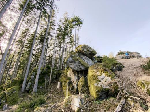 Pohoří na Šumavě