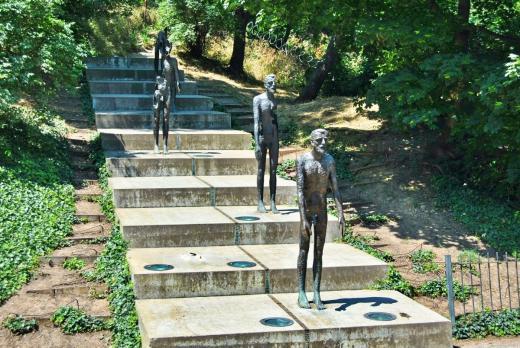 Pomník obětem komunismu