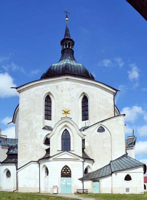 Poutní kostel sv. Jana Nepomuckého na Zelené hoře