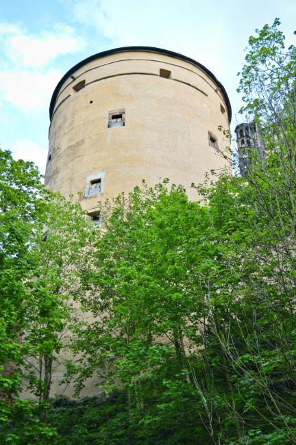 Prašná věž Mihulka