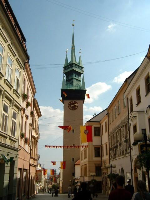 Radniční věž Znojmo