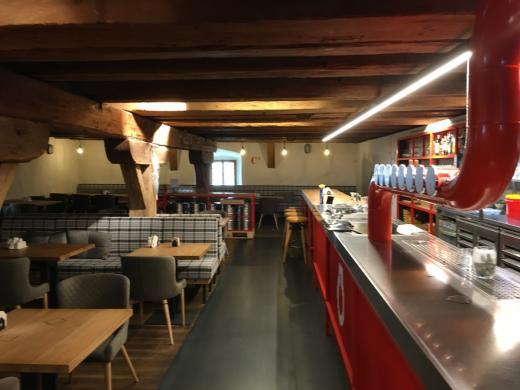 Restaurace a pivovar Solnice