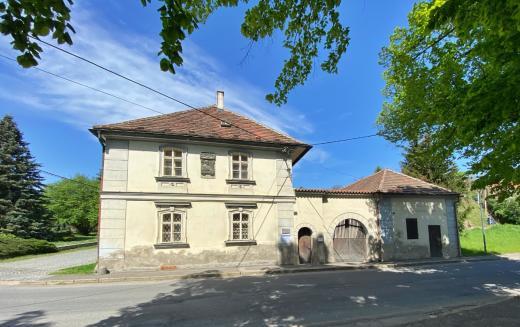 Rodný dům Antonína Dvořáka