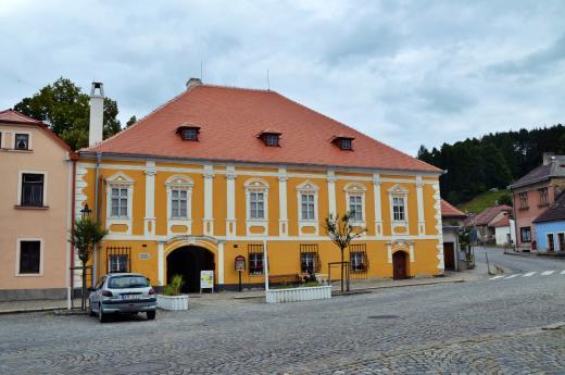 Muzeum a rodný dům Josefa Hoffmanna