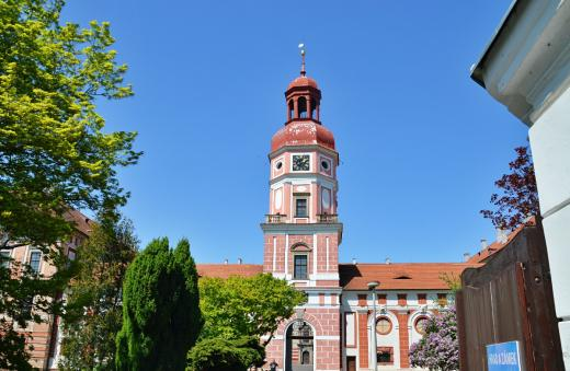Zámek Roudnice nad Labem