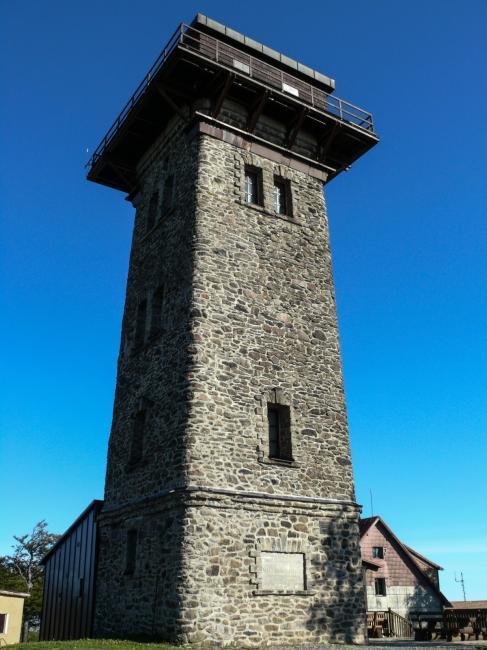 Rozhledna Kurzova věž