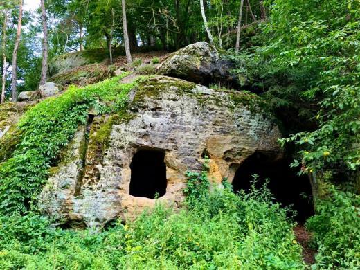 Šemanovický důl na Kokořínsku