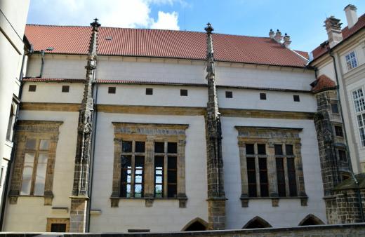 Starý královský palác