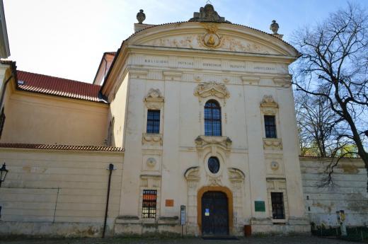 Strahovská knihovna Kláštera premonstrátů v Praze