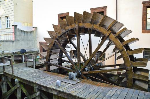 Velkopřevorský mlýn
