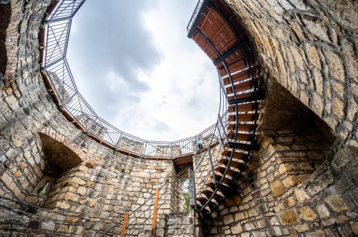Hrad Budyně nad Ohří
