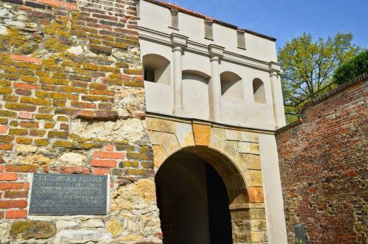 Pevnost Vyšehrad