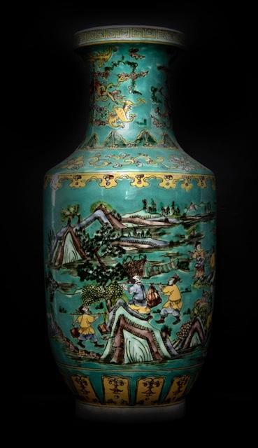 Výstava čínského umění China Art