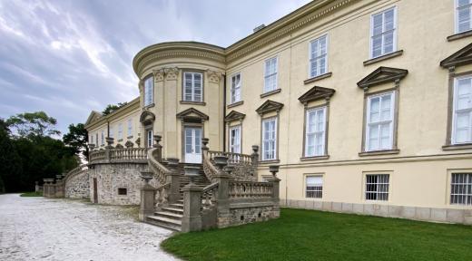 Zámek Nové Hrady v jižních Čechách