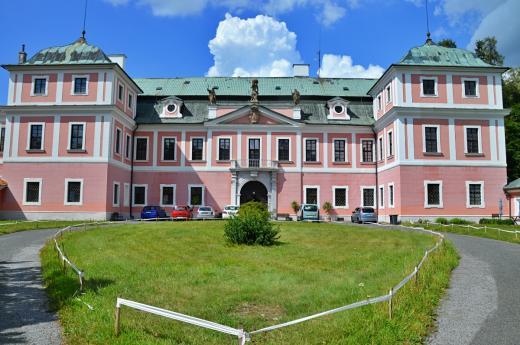 Zámek Sloup v Čechách