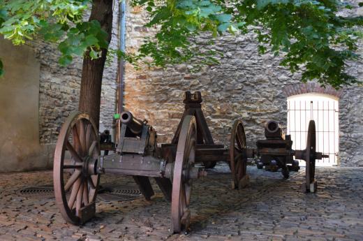 Zlatá ulička a věž Daliborka