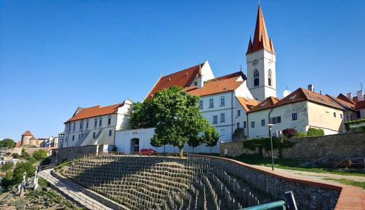 Znojemský hrad a zámek