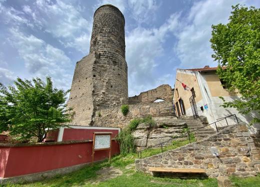 Zřícenina hradu Jenštejn