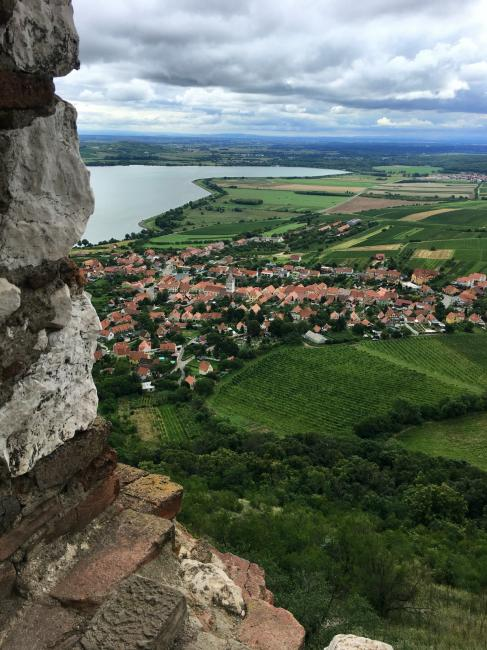 Zřícenina hradu Děvičky