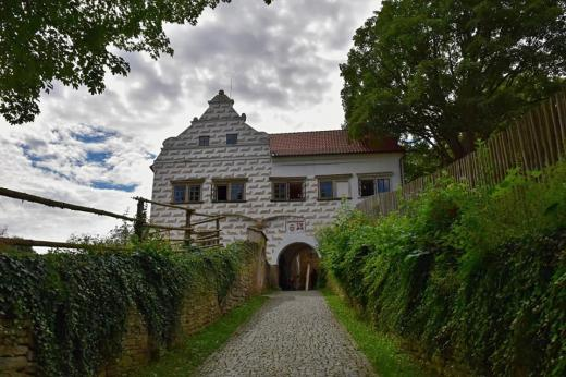 Zřícenina hradu Košumberk