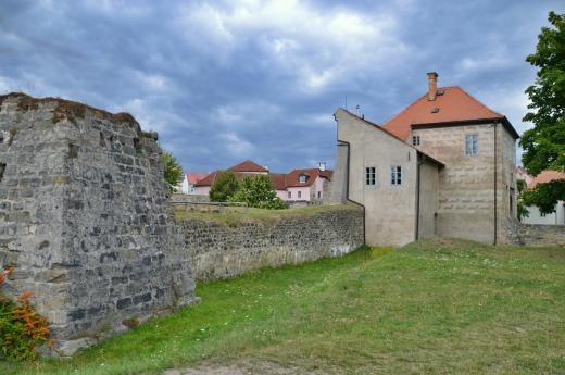 Zřícenina hradu Lipý