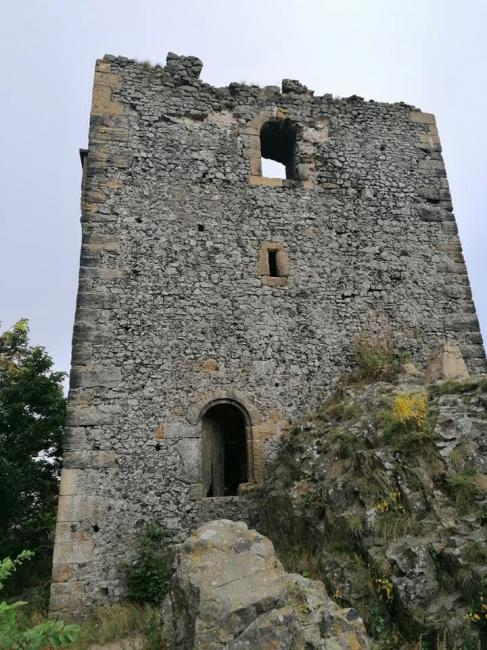 Zřícenina hradu Ralsko